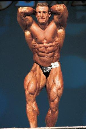 Dorian Yates - Evolution of Bodybuilding