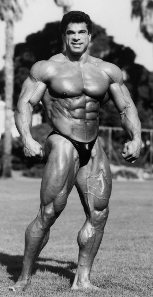 Lou Ferrigno Größe