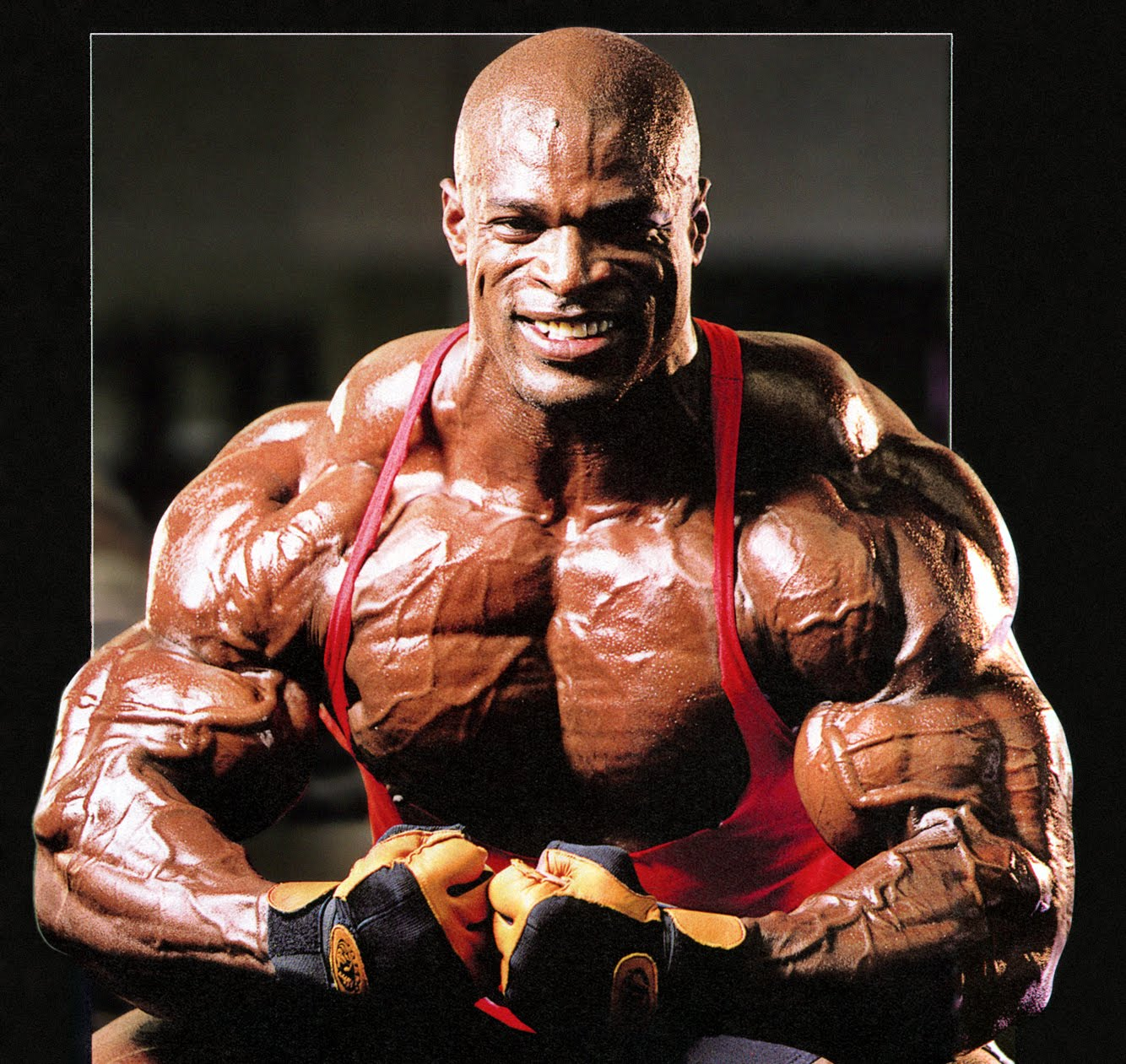 Mr. Olympia Ronnie Coleman: biography and photos. Ronnie Colemans training program, nutrition rules