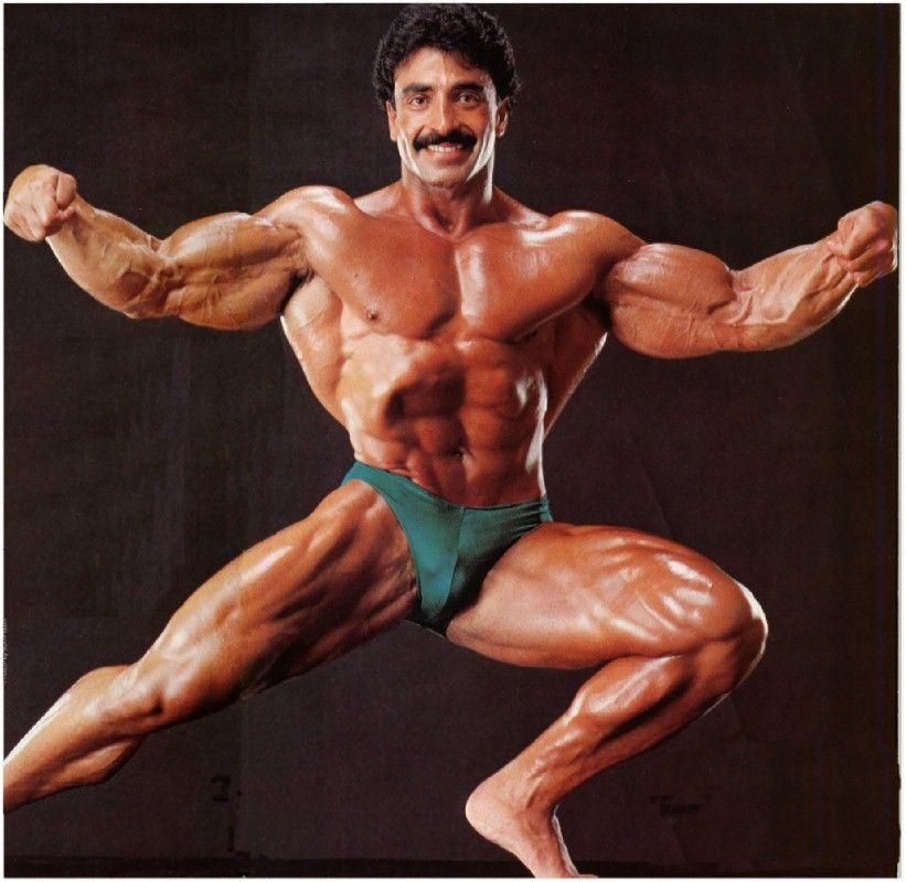Samir Bannout - Evolution of Bodybuilding
