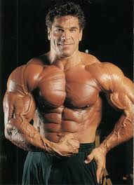 Lou Ferrigno - Evolution of Bodybuilding