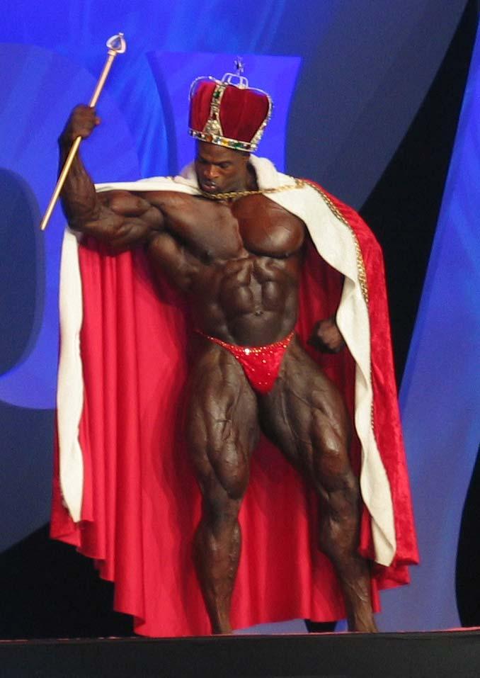 Ronnie Coleman - Evolution of Bodybuilding