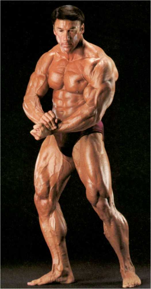 Boyer Coe - Evolution of Bodybuilding