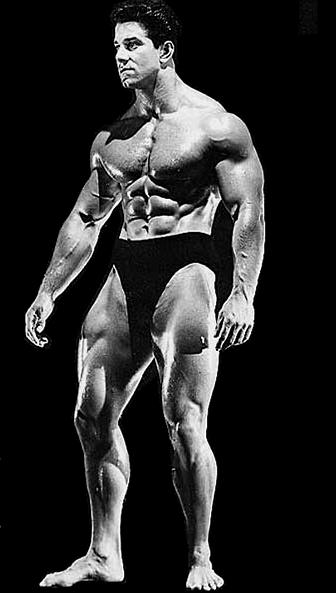 Reg Park - Evolution of Bodybuilding