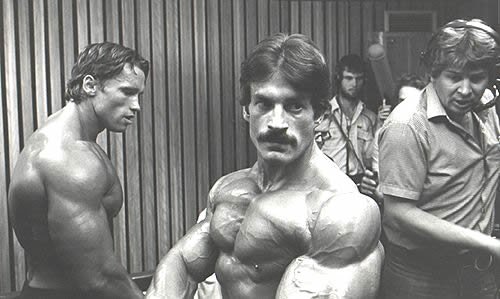 mike mentzer evolution of bodybuilding
