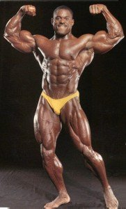 Vince Taylor bodybuilder