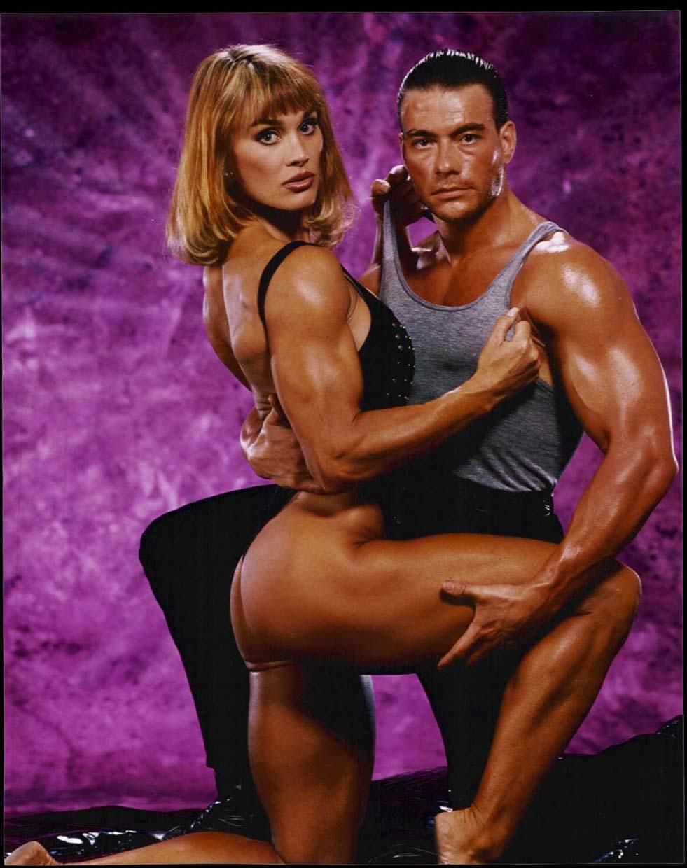 Cory Everson - Evolution of Bodybuilding