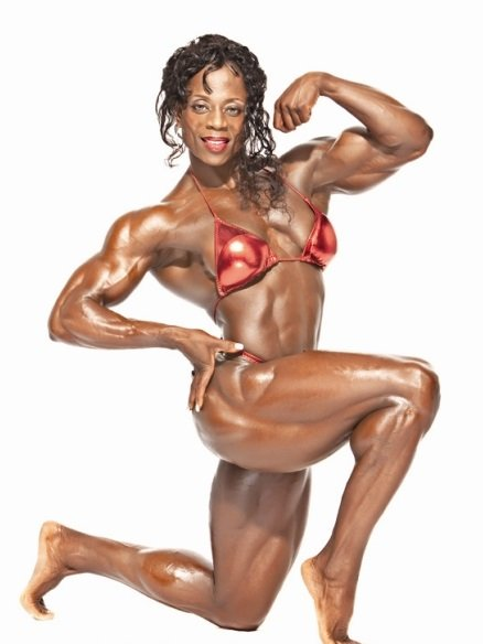 Iris Kyle - Evolution of Bodybuilding