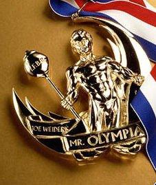Mr. Olympia History