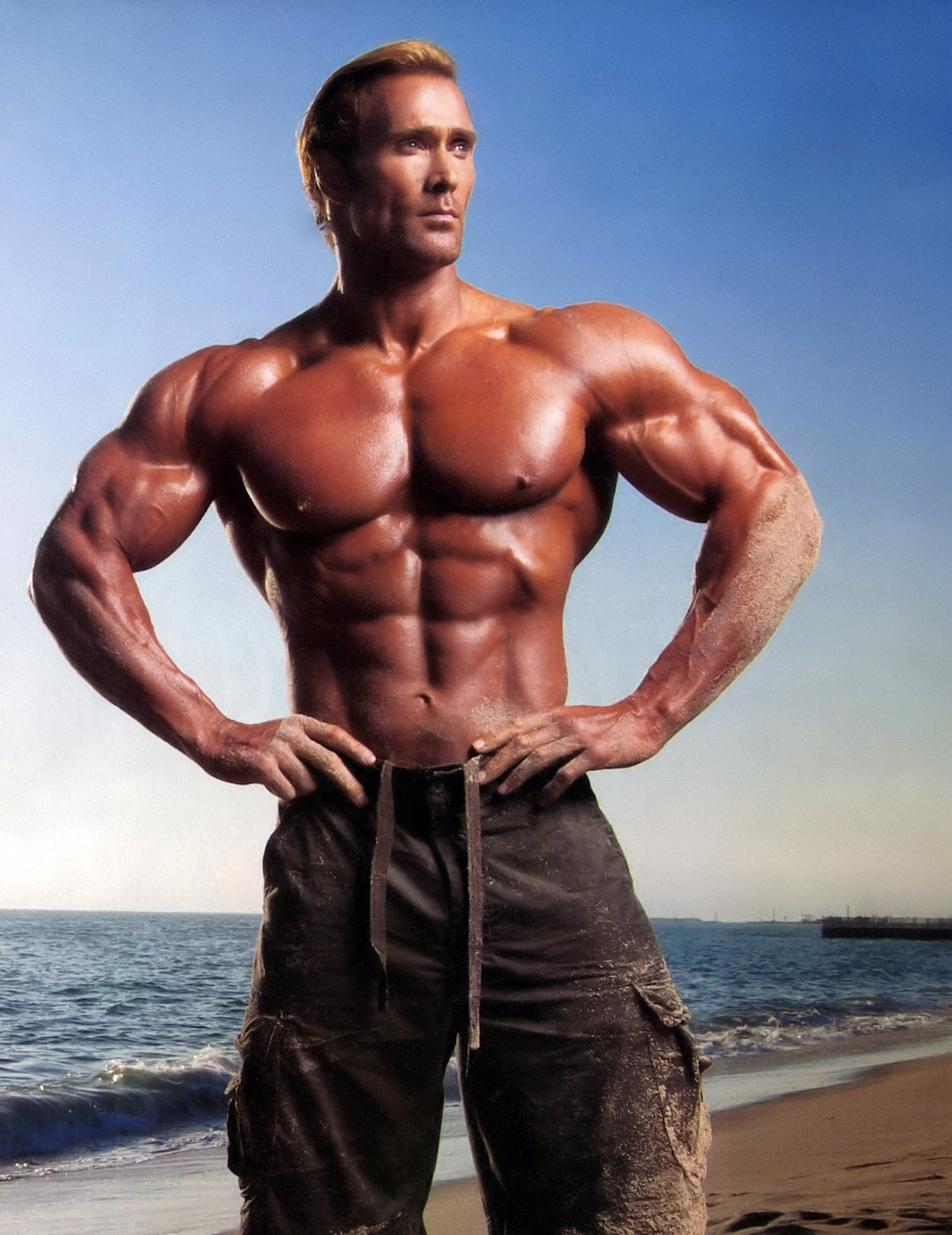 Mike O'Hearn - Featured Athlete - Evolution of Bodybuilding