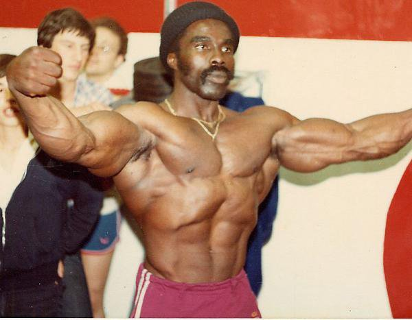 Documentary being filmed about bodybuilding legend Robby