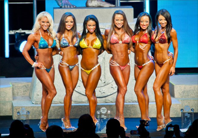 Bikini International Winners