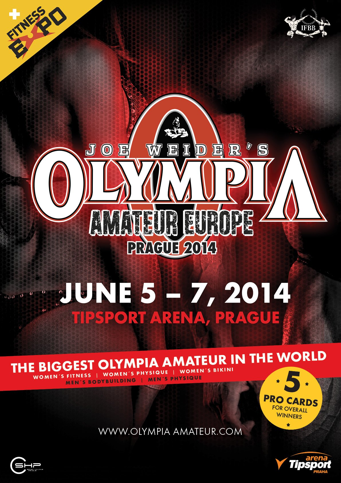 amateur Olympia 2014