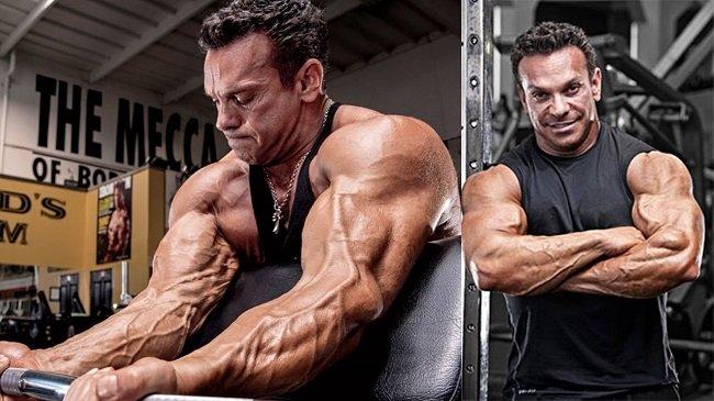 Rich Gaspari bodybuilding