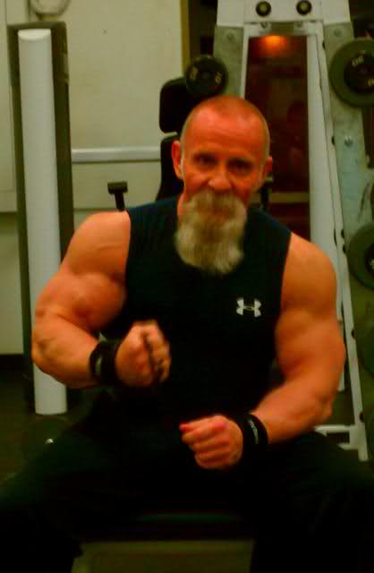 IFBB Pro Vince Comerford Passes Away - Evolution of