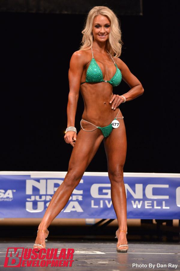 NPC jr overall bikini 2014