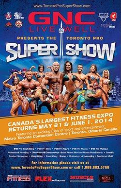 Toronto super show small