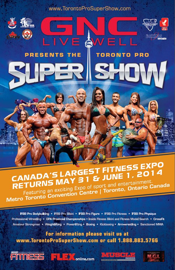 Toronto super show