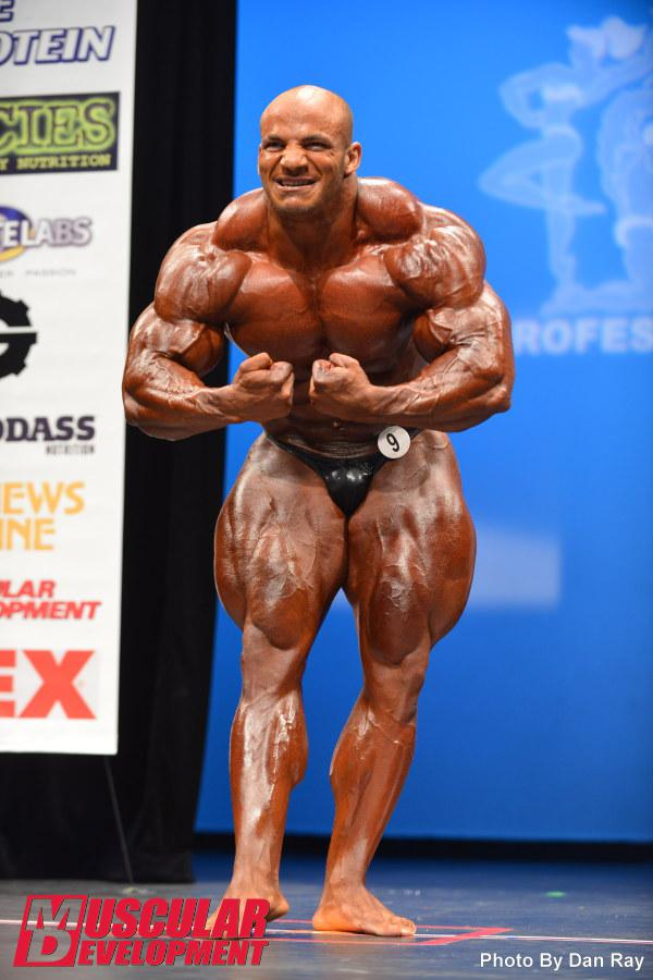 big ramy mamdouh-elsbbiay-new tork pro final