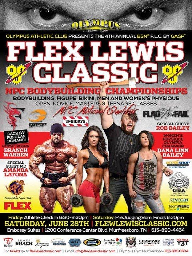 Flex Lewis Classic