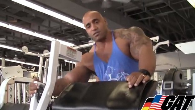 dennis james arms training