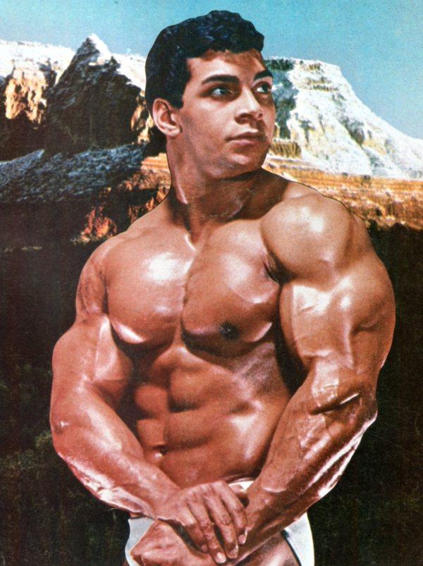 60-s-Harold-Poole-Bodybuilder-de-legends