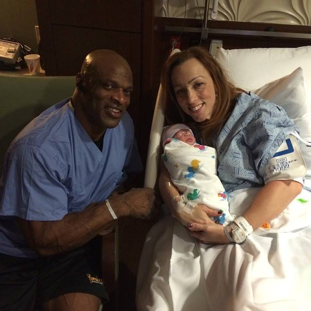 Congratulations to Ronnie Coleman!! - Evolution of