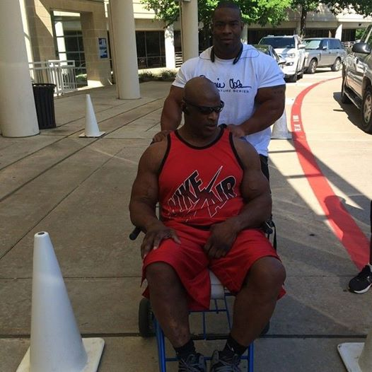 ronnie coleman surgery 2