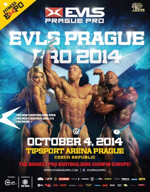 evls 2014 pro poster