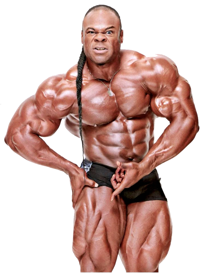 UPDATED!! Mr Olympia Poll: Kai Greene extends lead