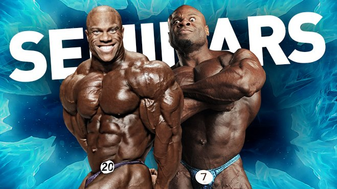 kai greene and phil heath sept 15 2014