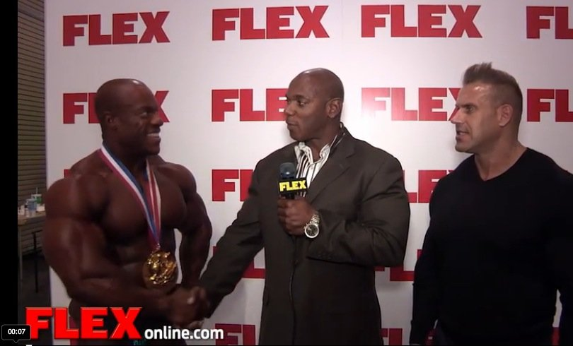 phil heath flex wheeler sept 21
