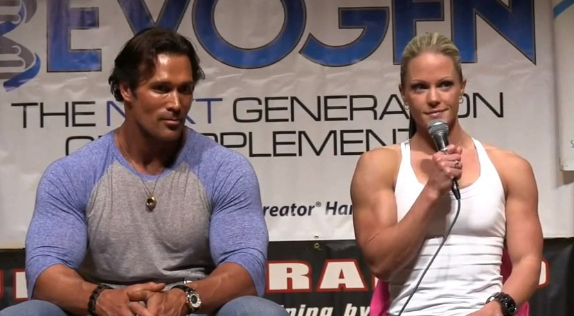 mike ohearn nicole wilkins oct 18