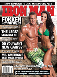 ironman mag
