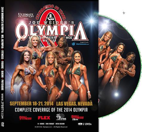 2014 Ms Olympia 2