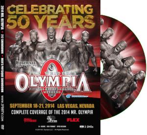 2014 mr olympia dvd