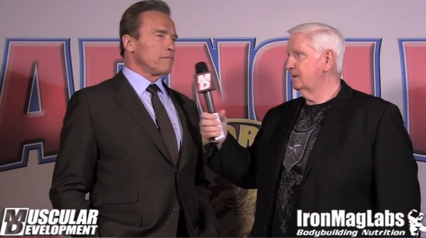 arnold 2015 classic interview