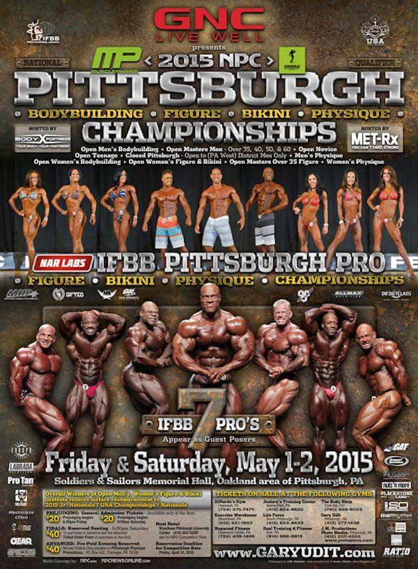 pittsburgh pro 2015