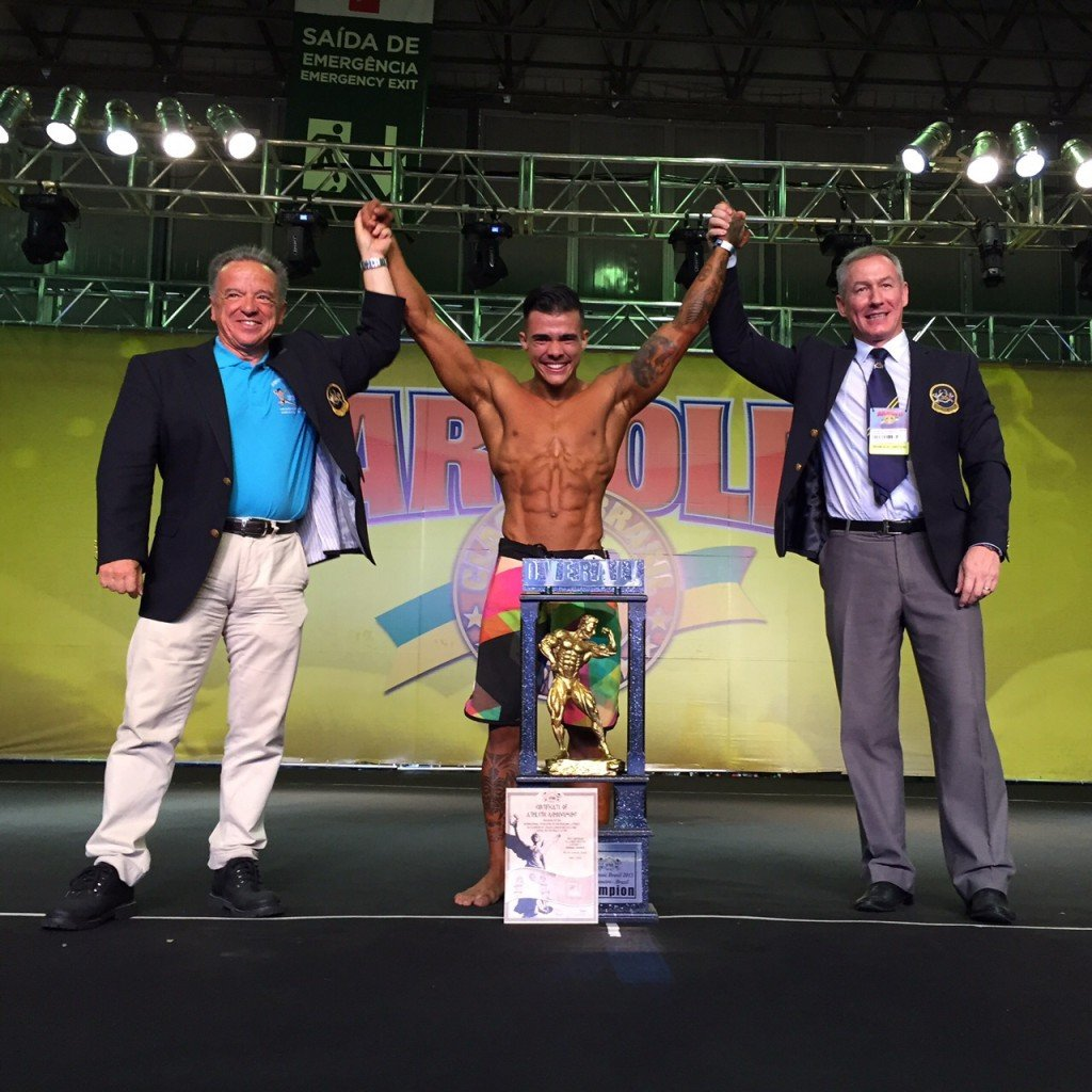 Arnold classic brazil physique