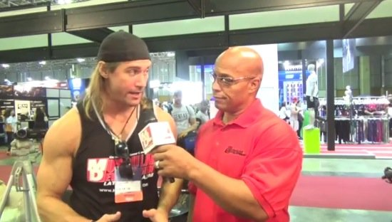 shawn ray arnold classic May 2015