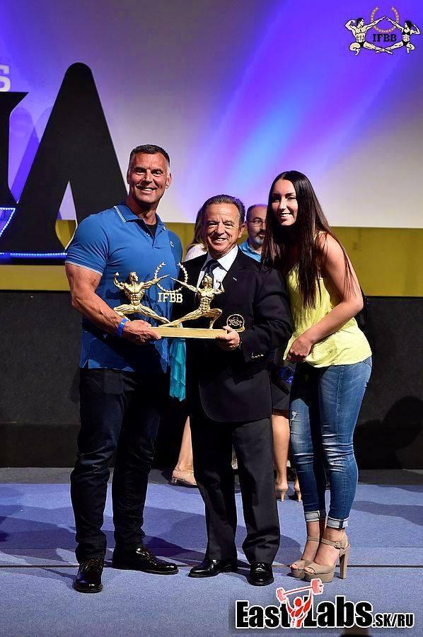 demey award 3