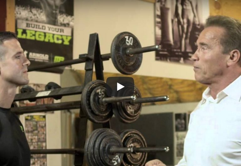 WATCH: The Arnold Schwarzenegger Blueprint Series