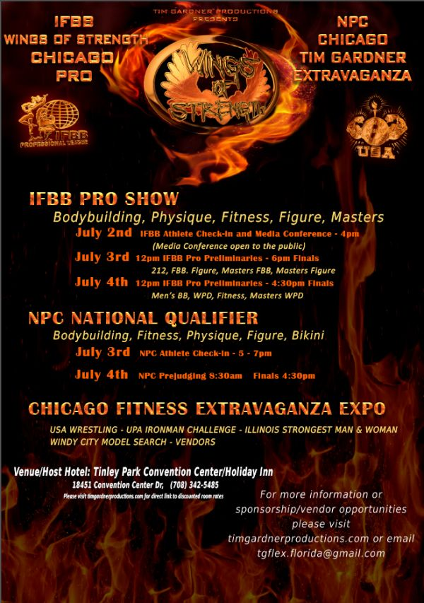chicago pro 2015 flyer