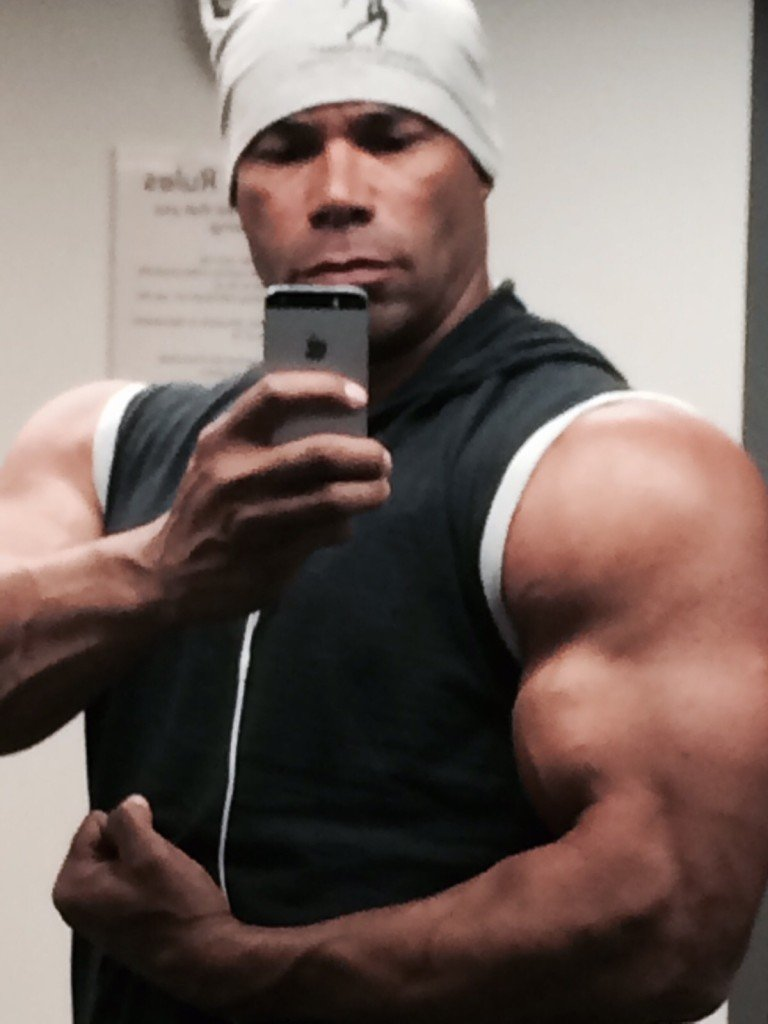 Kevin Levrone Talks About a Serious Comeback at FIBO 2015