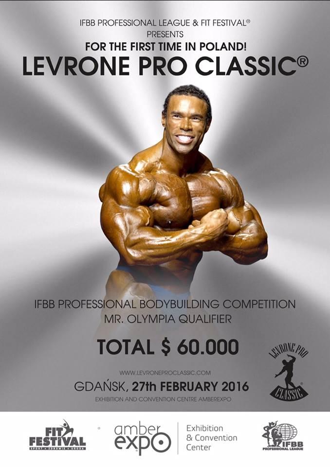 levrone poster 2016