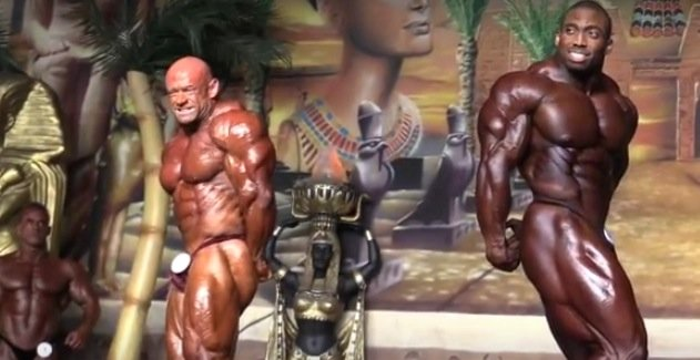 WATCH: Branch Warren and Cedric McMillan at the 2015 Atlantic City Europa Show