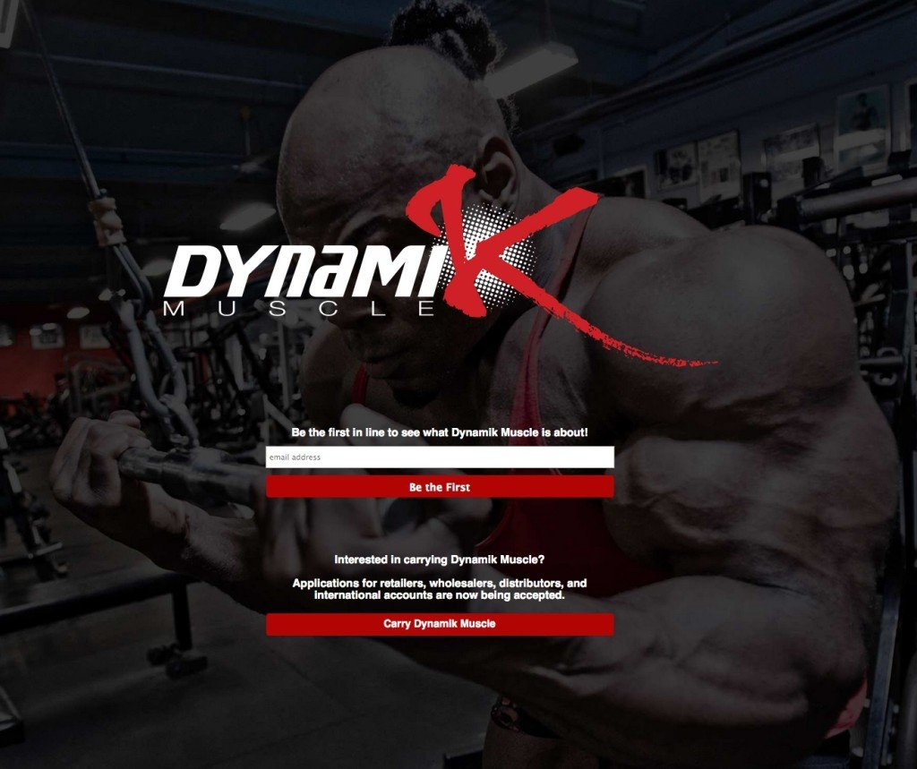 dynamik muscle kai greene
