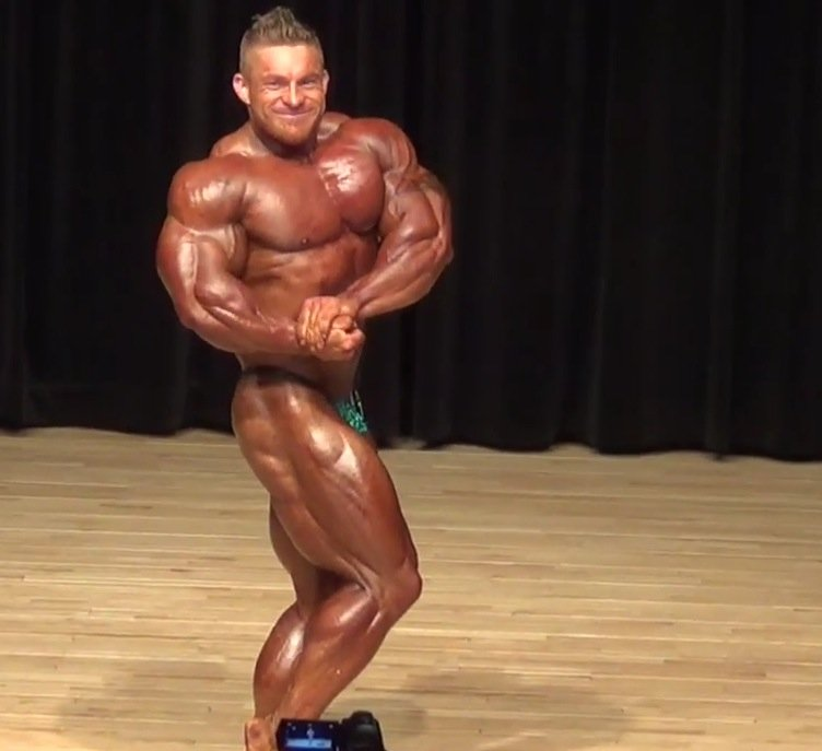WATCH: Rare footage of Flex Lewis looking fantastic at the 2014 Korean Grand Prix