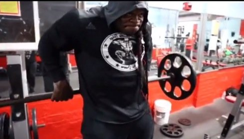 WATCH: Kai Greene releases new training video