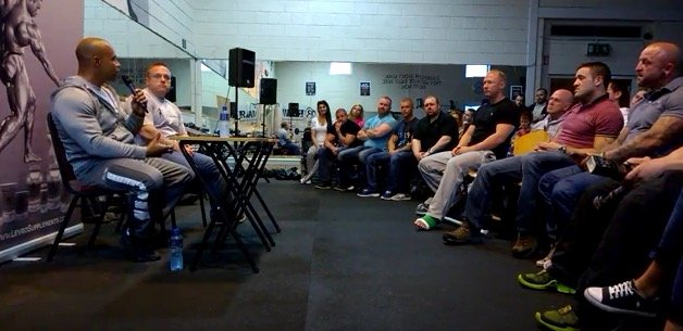 WATCH: Kevin Levrone Seminar